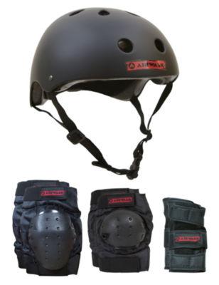 Airwalk Helmet/Pad Combo - 4 Pack