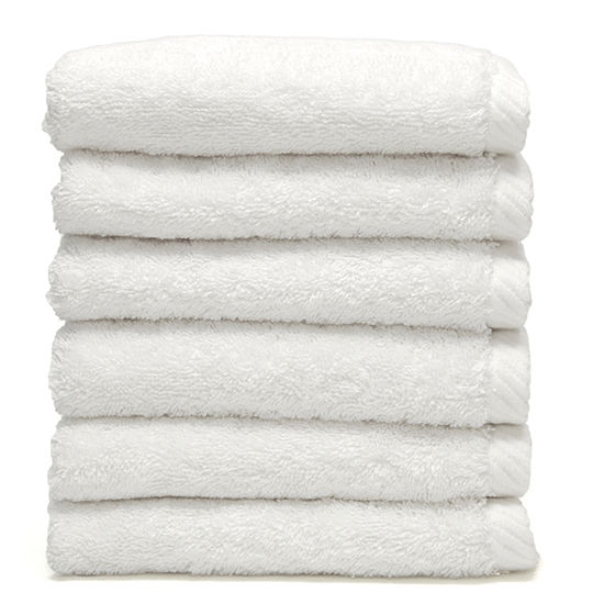 Linum Home Textiles Soft Twist 6-pc. Washcloth Set
