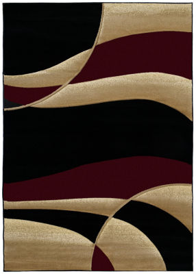 United Weavers Contours Collection Avalon Rectangular Rug