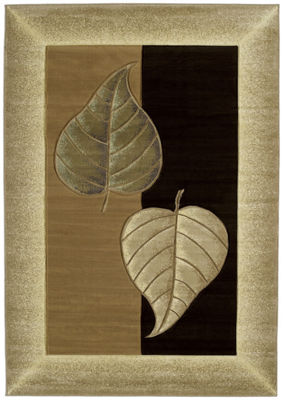 United Weavers Contours Collection Basil Rectangular Rug