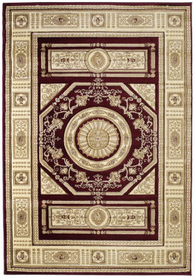 United Weavers Contours Collection Camryn Rectangular Rug
