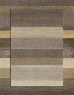 United Weavers Contours Collection Harmon Rectangular Rug