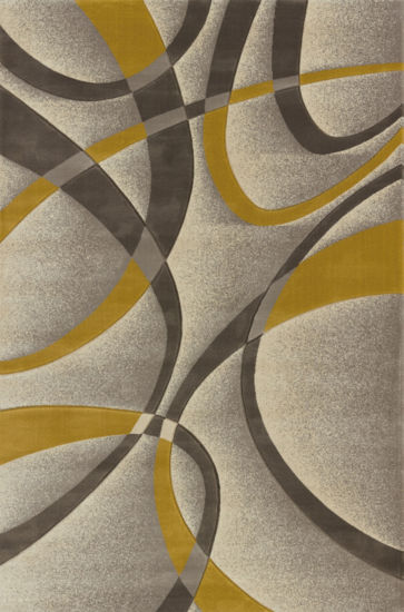 United Weavers Contours Collection La Chic Rectangular Rug