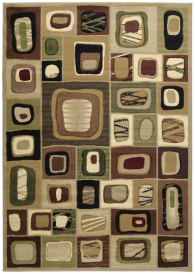 United Weavers Contours Collection Marrakesh Rectangular Rug