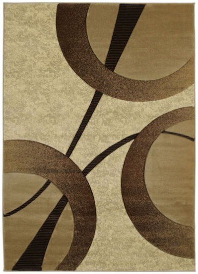United Weavers Contours Collection Zaga Rectangular Rug