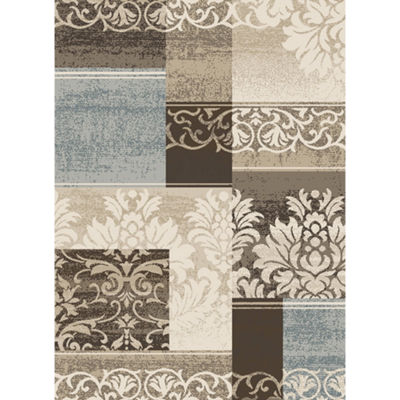 Concord Global Rectangular Accent Rug