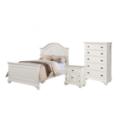 Picket House Furnishings Addison Panel 3-pc. Bedroom Set