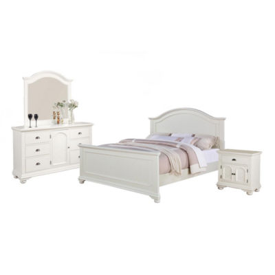 Picket House Furnishings Addison Panel 4-pc. Bedroom Set