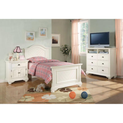 Picket House Furnishings Addison Panel 5 Pc. Bedroom Set