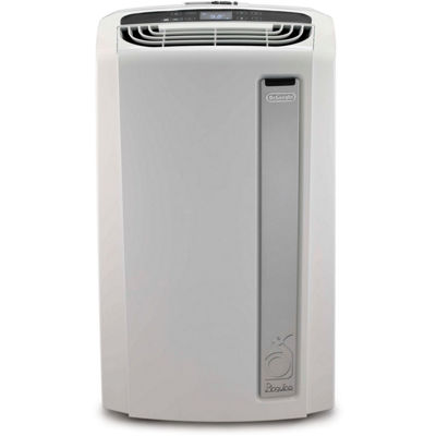 Pinguino Whisper Cool 14:000 BTU Portable Air Conditioner with Heat Pump and Bio Silver Air Filter