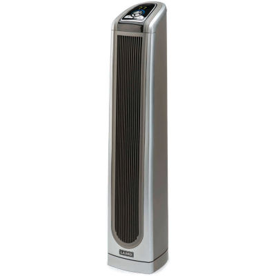 Electronic 34 In. Ceramic Tower Heater with LogicCenter Remote Control