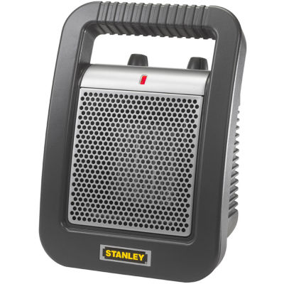 Stanley Ceramic Utility Heater with Adjustable Thermostat