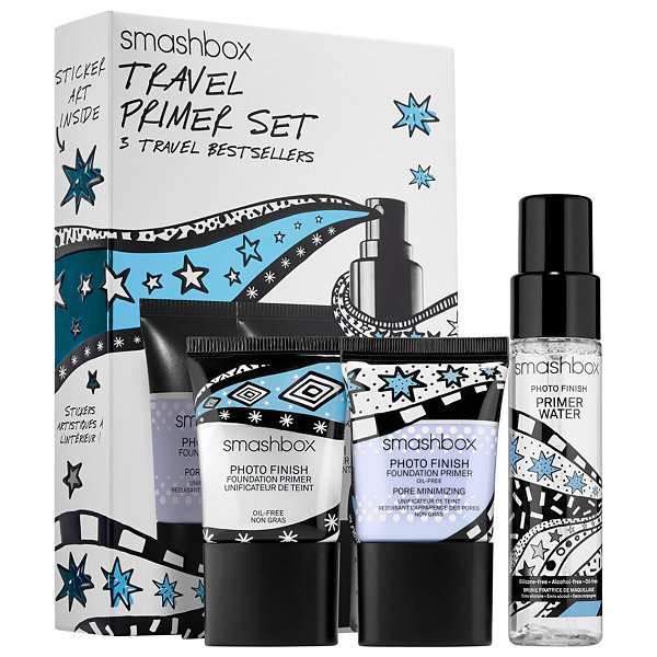 Smashbox Drawn In. Decked Out. Travel Primer Set
