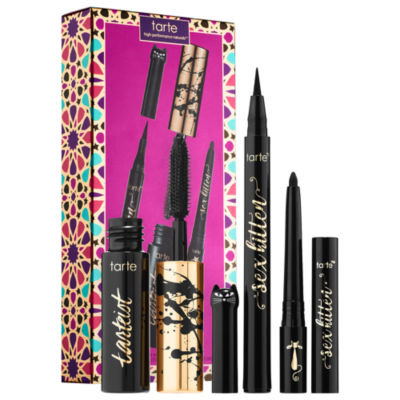 tarte Limited-Edition Pretty & Purrrfect Eye Set