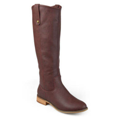 Journee Collection Taven-Wc Womens Riding Boots