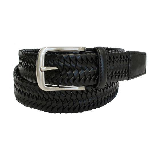 Stafford® Braided Stretch Men's Belt