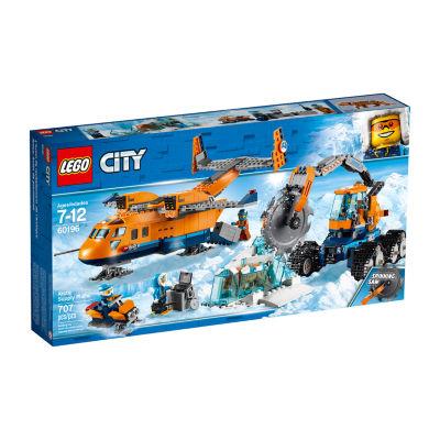 LEGO CITY Arctic Supply Plane 60196