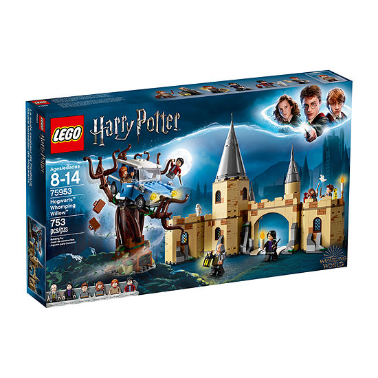 Lego Harry Potter Hogwarts Whomping Willow? 75953
