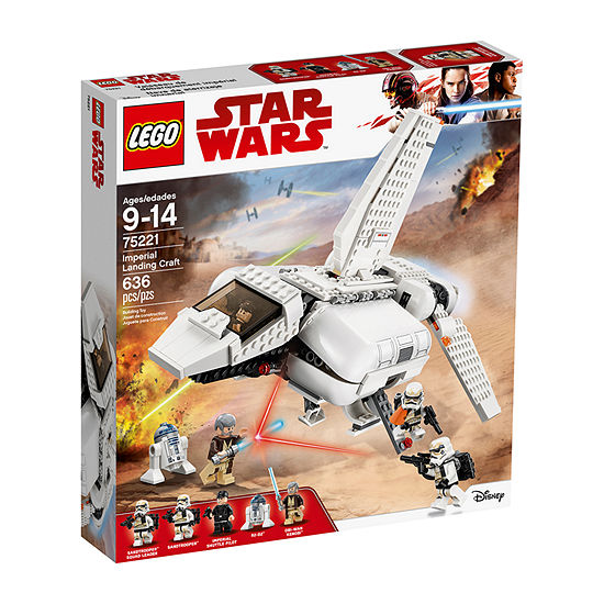 LEGO STAR WARS Imperial Landing Craft 75221