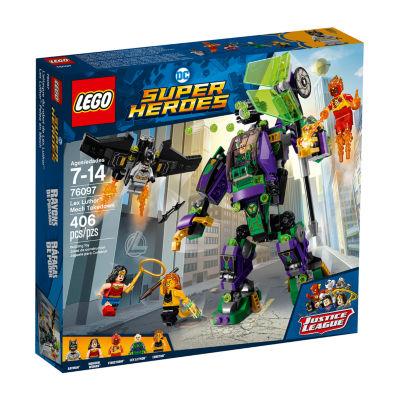 LEGO DC COMICS Lex Luthor™ Mech Takedown 76097