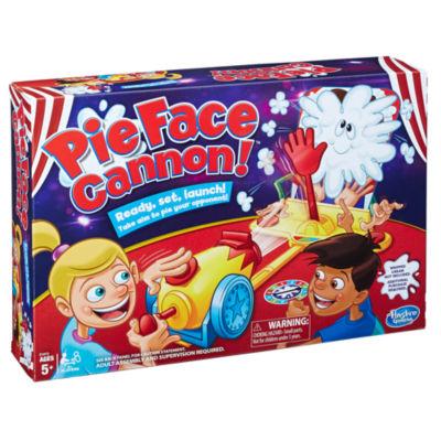 Hasbro Pie Face Cannon Board Game