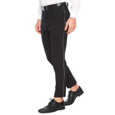 JF J.Ferrar Stretch Super Slim Fit Tuxedo Pants
