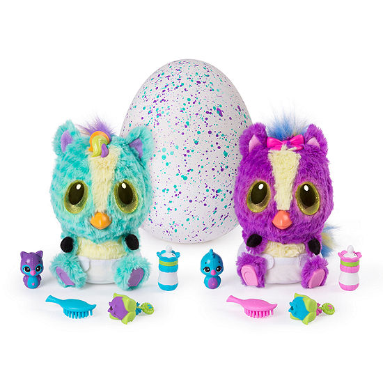 Hatchimals Ponette Hatching Egg With Interactive Toy Pet Baby (Styles May Vary) For Ages 5 And Up