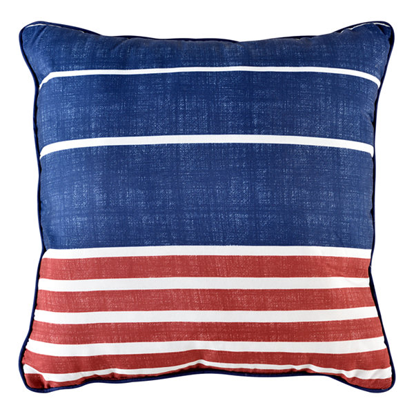 Portland Square Throw Pillow