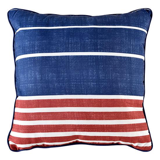 Portland Square Throw Pillow