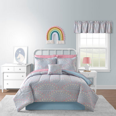 Rainbow Stars Complete Bedding Set & Accessories