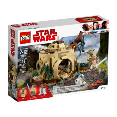 Lego Star Wars Yoda's Hut - 75208