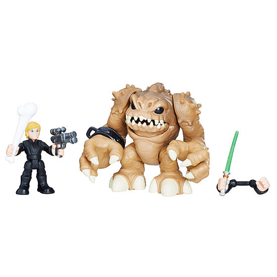 Star Wars Galactic Heroes Sandtrooper And Dewback