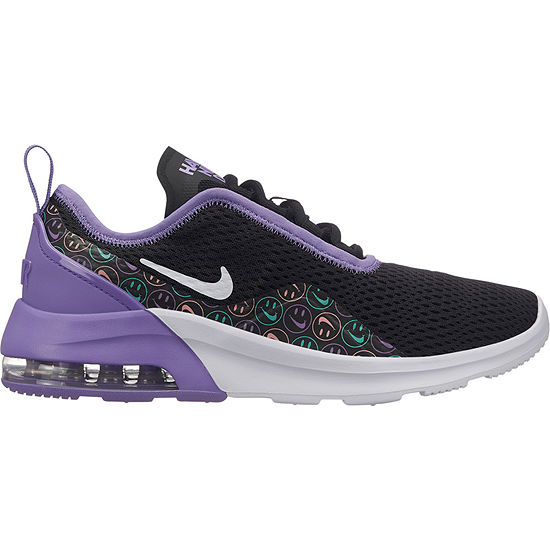 Nike Air Max Motion 2 Big Kids Girls Lace-up Running Shoes