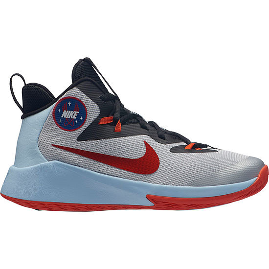 f6b24c0015f317 Nike Team Hustle D 8 Jdi Big Kids Boys Basketball Shoes Lace-up - JCPenney