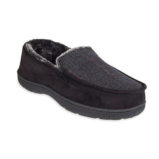 Stafford® Microsuede Venetian Slippers
