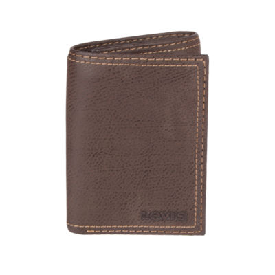 Levi's® Men's Tri Fold Wallet