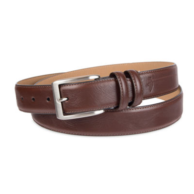 Dockers® Big & Tall Dress Men's Belt with Double Keeper