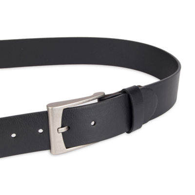 Levi's® Leather Men's Belt with Rivet Closure - Big & Tall