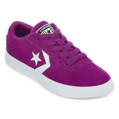 Converse Point Star Girls Sneakers Lace-up - Little Kids