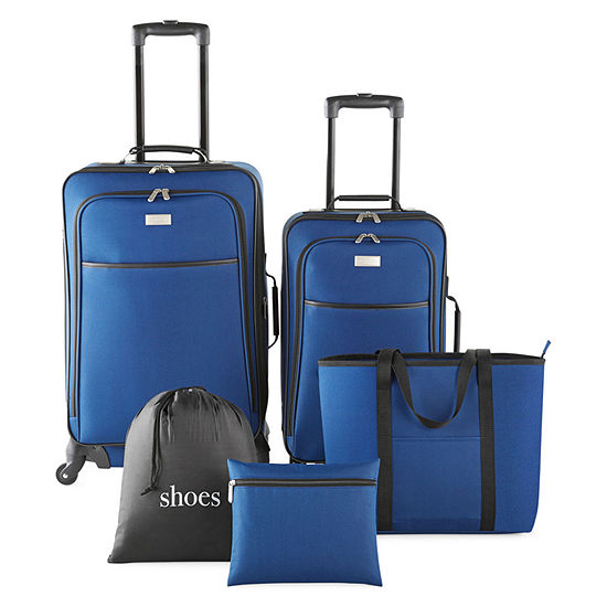 Protocol Garrison 5-pc. Luggage Set
