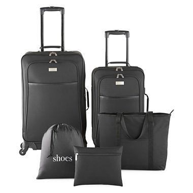 Protocol Garrison 5 Pc. Luggage Set