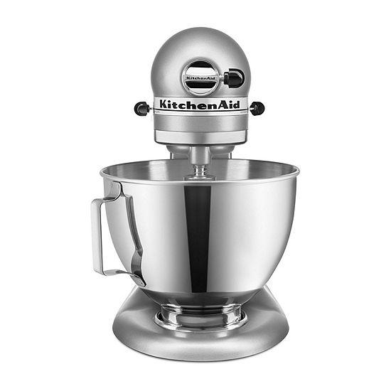 KitchenAid® 4.5-Quart Tilt-Head Stand Mixer - KSM85PB