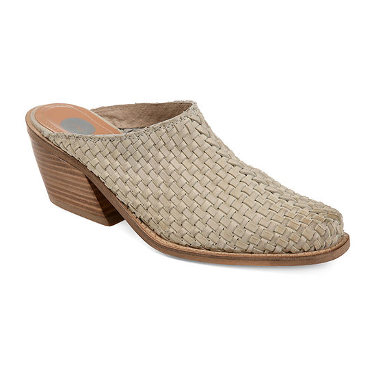 Journee Collection Womens Quinn Heeled Mules