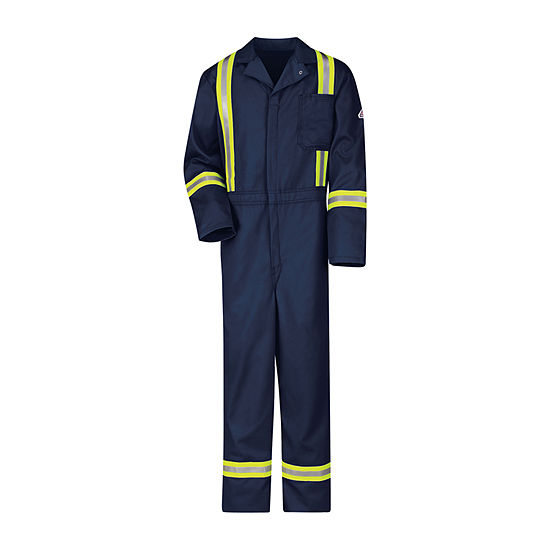 Bulwark Long Sleeve Workwear Coveralls