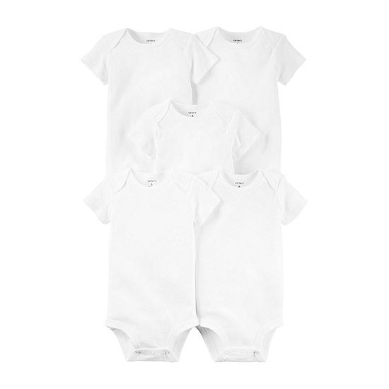 Carter's Baby Unisex 5-pc. Bodysuit