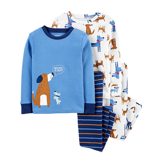 Carter's Baby Boys 4-pc. Pajama Set