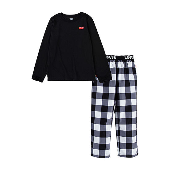 Levi's Little & Big Boys 2-pc. Pant Pajama Set