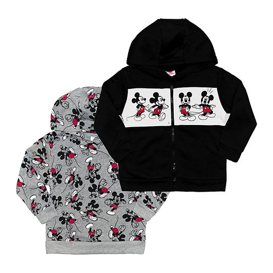 Disney Toddler Boys Mickey Mouse Hoodie
