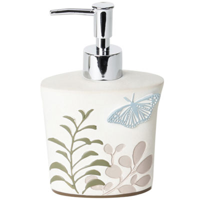 Fluttering Soap Dispenser