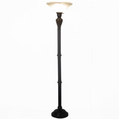 Jcpenney Home Oil Rubbed Bronze Floor Lamp